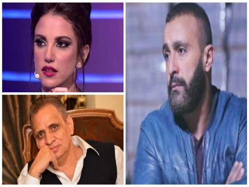 نجوم العالم العربي ينعون الراحل عزت أبوعوف