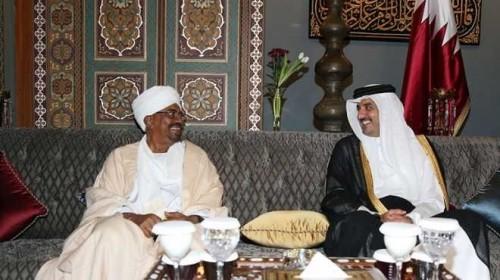 """هاشتاج """"قطر تخسر نفوذها فى السودان"""" يسجل ثاني أعلى ترند بالإمارات"""