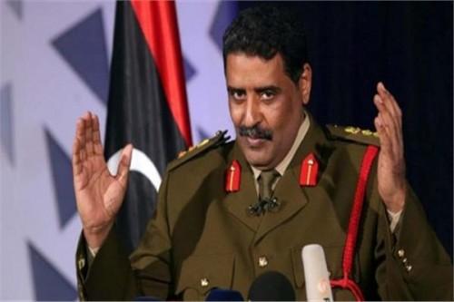 الجيش الليبي: تركيا تشكل خطراً على الأمن القومي العربي