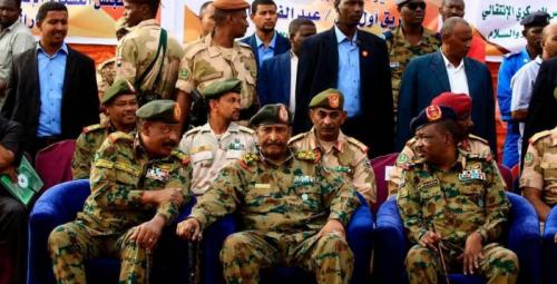 """تشكيل لجنة للتوافق بين """"العسكري"""" والحرية والتغيير في السودان"""
