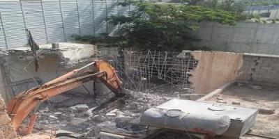 """""""ميليشيا الحوثي تهدم منزل علي عبد الله صالح"""" يغزو مواقع التواصل"""