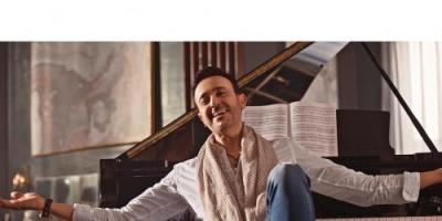صابر الرباعي ينشر الغلاف الرسمي لألبومه الجديد