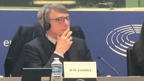 ديفيد ماريا يفوز برئاسة البرلمان الأوروبي
