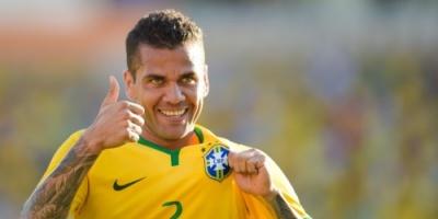 """هاشتاج اللاعب البرازيلي """" داني ألفيش"""" يتصدر تويتر"""