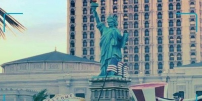 """تعرف على قصة """"تمثال الحرية"""" التي أثارت جدلاً بالسوشيال ميديا في السعودية"""