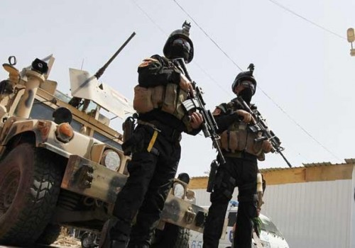 مقتل 8 إرهابيين خلال مداهمات أمنية غربي العراق