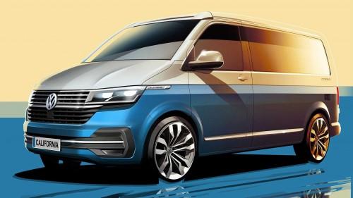 فولكس فاجن تكشف عن تصميمات جديدة لسيارات فان