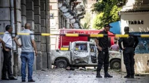 داعش يعلن تبنيه تفجير تونس الانتحاري الأخير