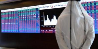 """"""" بورصة قطر تنزف """" يغزو مواقع التواصل الاجتماعي"""