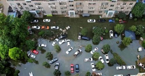 مقتل وإصابة أكثر من 200 شخص جراء إعصار فى مدينة كاييوان الصينية