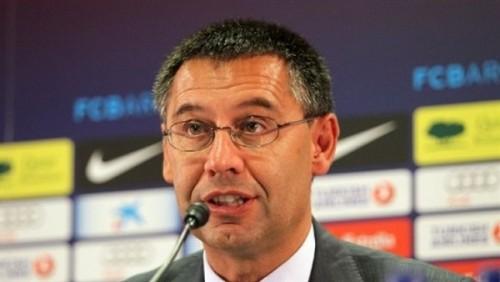 بارتوميو يتخذ قرارًا غريبًا بعد استقالة نائب برشلونة