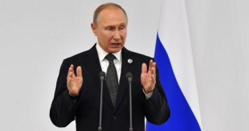 بوتين: الاقتصاد العالمي سيعاني إذا لم تتفق الصين وأمريكا تجاريا