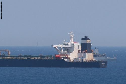 طهران تطالب لندن بالإفراج الفوري عن ناقلة النفط المحتجزة في جبل طارق