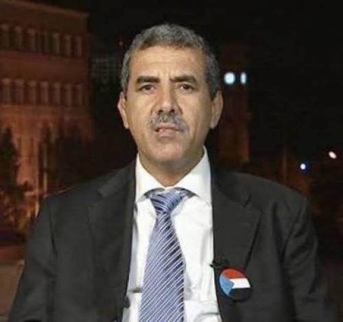 غالب: الحملة الإعلامية من الشرعية ضد الإمارات تتزامن مع استهداف الحوثي للسعودية