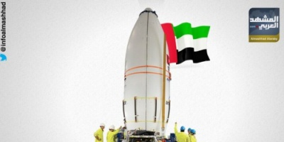 """رحلة القمر الصناعي الإماراتي """" عين الصقر """" من التصنيع إلى الانطلاق (إنفوجراف)"""