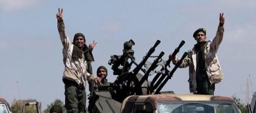 ليبيا ترسل تعزيزات عسكرية إلى طرابلس