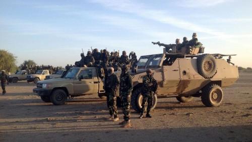 """الجيش الليبي يتصدى لهجوم إرهابي في """"مرزق"""""""