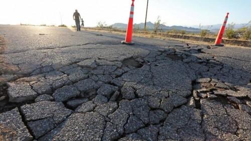 زلزال بقوة 7.1 يضرب جنوب كاليفورنيا