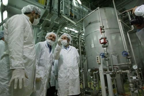 غدًا.. إيران ترفع مستوى تخصيب اليورانيوم 5%