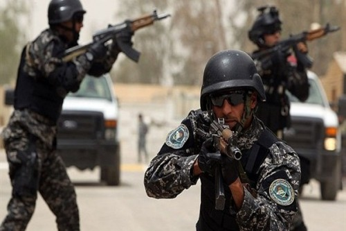 مقتل شرطيين عراقيين في هجوم على نقطة تفتيش بالأنبار