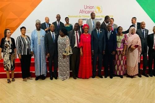 اجتماع لرؤساء المنظمات الثمانية الأفريقية من أجل الاندماج الإقليمى