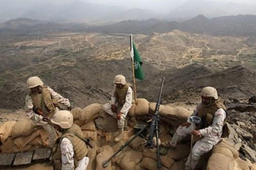 تشييع جثماني جنديين بالسعودية استشهدا على الحدود مع اليمن (صور)