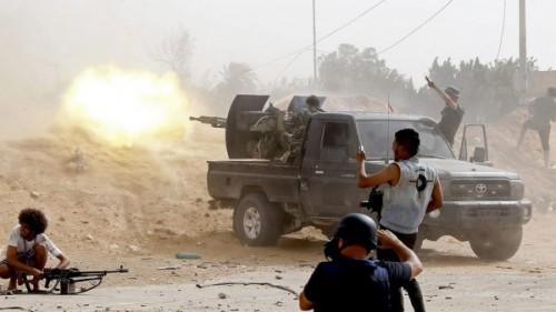 تصاعد الاشتباكات بين الإرهابيين والأهالي بجنوب ليبيا