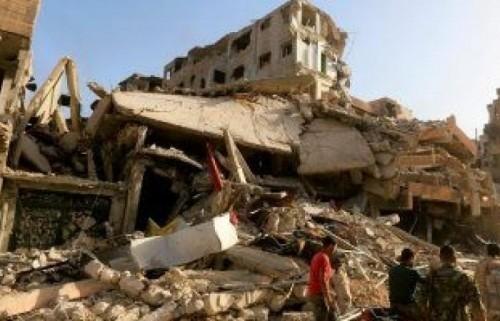 شهداء وجرحى مدنيين في استهداف حوثي بقعطبة