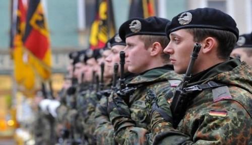 أمريكا تضغط على ألمانيا لإرسال قوات برية شمالي سوريا