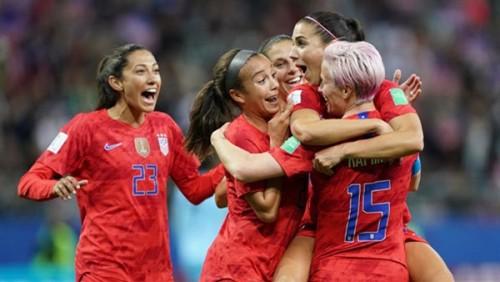 المنتخب الأمريكي ينهي المغامرة الهولندية ويتوج بلقبه الرابع بمونديال السيدات