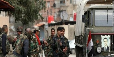 النظام السوري يعين قيادات جديدة بأجهزة الأمن