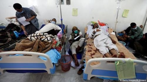 وفاة 84 شخصًا في ذمار جراء الإصابة بالكوليرا خلال عام 2019