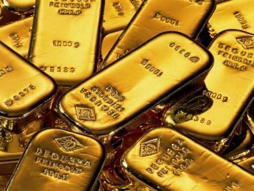 الذهب يعاود ارتفاعه ليسجل هذا الرقم