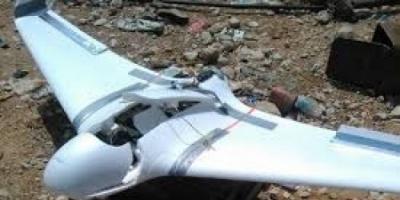 القوات المشتركة تسُقط طائرة استطلاع للحوثيين جنوب الحديدة