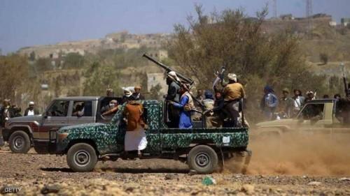 إصابة طفلين وامرأة بجروح خطيرة جراء قصف حوثي في الجوف