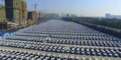 لأول مرة منذ عام..ارتفاع مبيعات السيارات في الصين