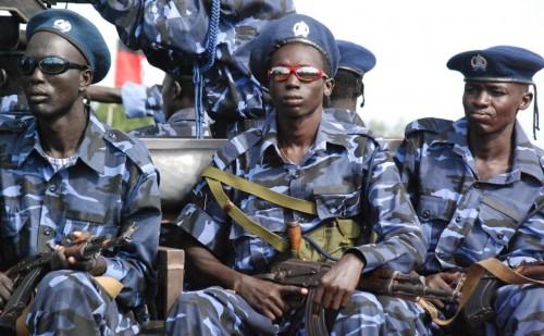 ضبط كمية كبيرة من السلاح والذخائر قبل ترويجها بالعاصمة السودانية