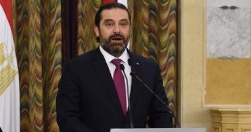 الحريري: نواب تيار المستقبل ينتقدون تعطيل انعقاد مجلس الوزراء