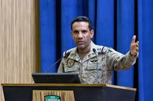 المالكي: المليشيات الحوثية تستخدم زوارق وأسلحة ومتفجرات إيرانية الصنع