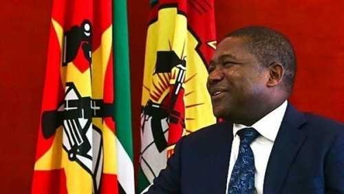 رئيس موزمبيق: نهتم بالتعاون العسكري مع الصين