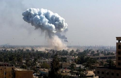 مقتل شخصين في قصف للحرس الثوري على كركوك