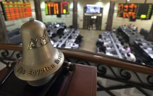 """في ختام تعاملاتها.. البورصة المصرية تتكبد خسائر بـ"""" 2.3 """" مليار جنيه"""