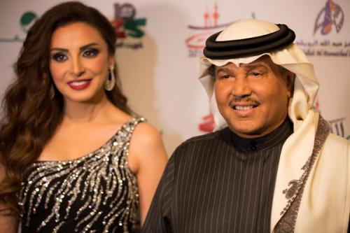 بالفيديو.. محمد عبده وأنغام يتألقان في حفل جماهيري لافت بالباحة السعودية