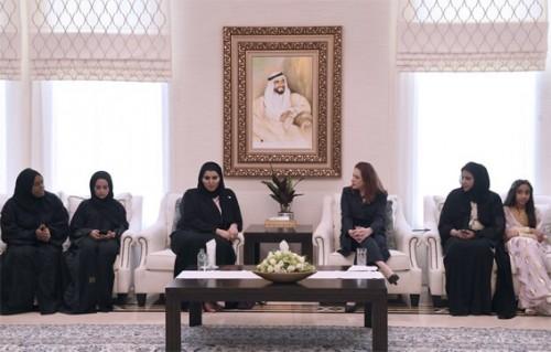 شراكة إماراتية أممية لتدريب المرأة على حفظ السلام
