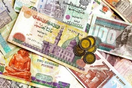 """""""فيتش"""" تقيم سعر صرف العملة المصرية خلال عامين"""