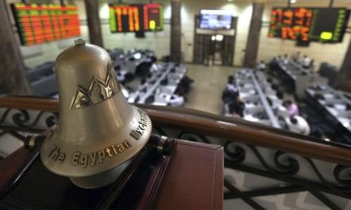 تثبيت ضريبة الدمغة على معاملات البورصة المصرية عند 1.5 في الألف