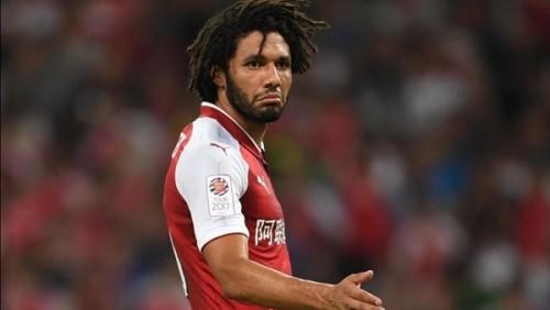 محمد النني خارج قائمة آرسنال لكأس الأبطال الدولية
