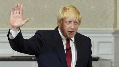 جونسون يتعهد بدعم الدبلوماسين البريطانيين واتخاذ نهج قوي مع ترامب