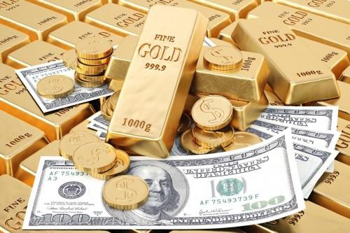 الذهب يرتفع بفعل التوترات التجارية العالمية