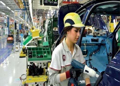 في صفعة جديدة.. انخفاض الإنتاج الصناعي التركي 1.3%